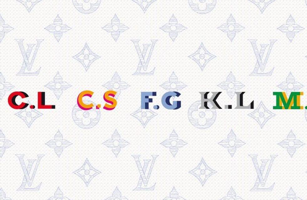 Vuitton fête son célèbre Monogram