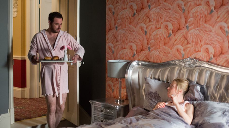 Eastenders 01/07 – It's Linda's birthday but Mick informs her that her surprise present has been delayed