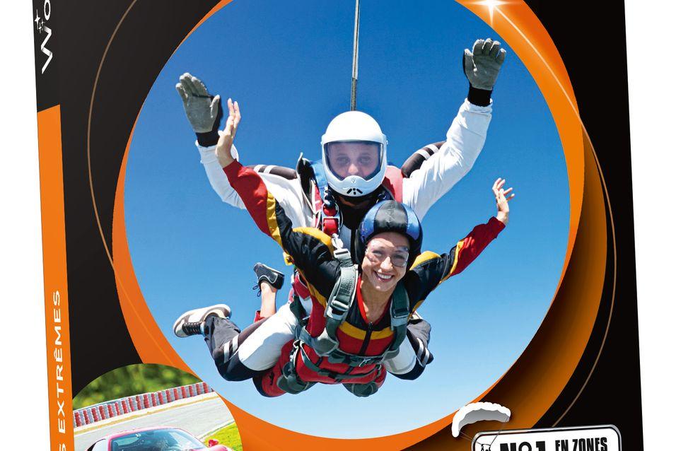 Saut en parachute : une expérience inoubliable à vivre d'urgence avec Wonderbox