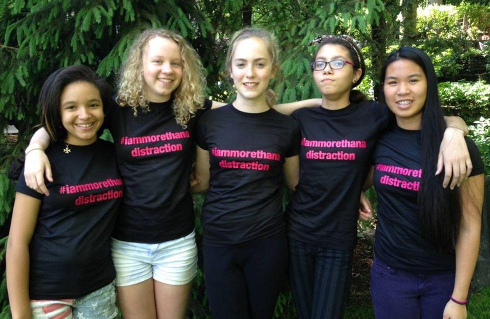 « Je suis plus qu'une distraction » : Quand des étudiantes réclament le droit de porter des shorts