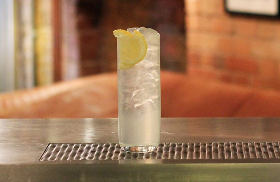 How To Make A Seriously Good Tom Collins