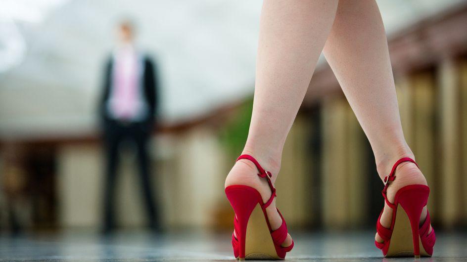 1 femme sur 5 est plus excitée par une paire de chaussures que par son conjoint