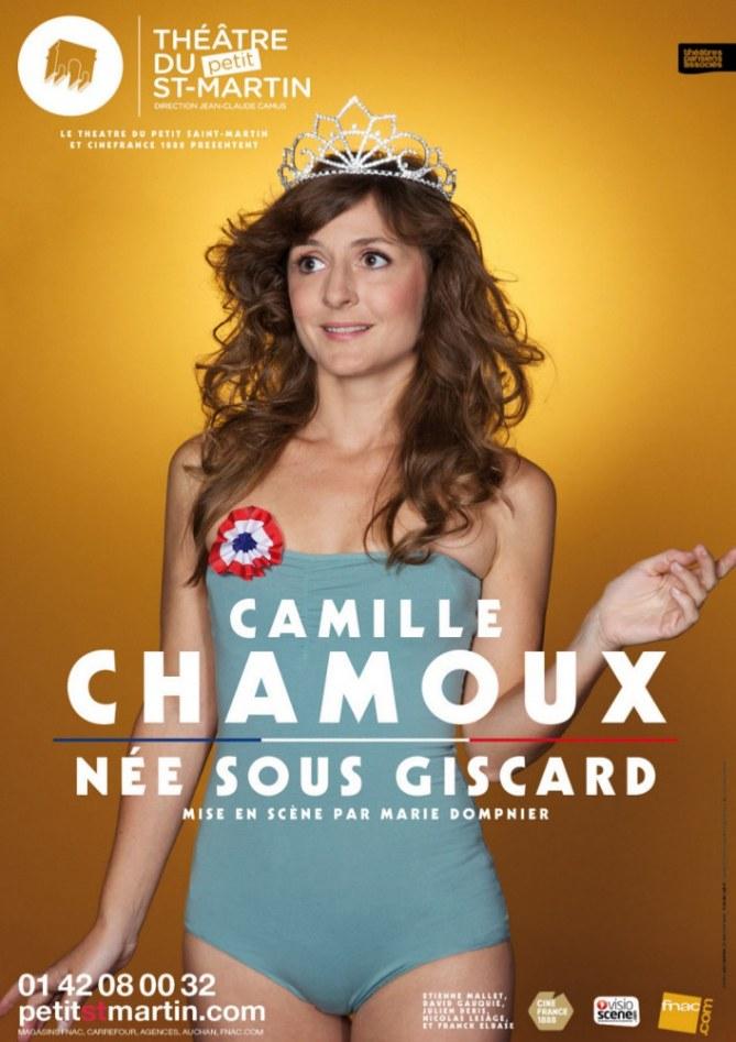Le spectacle de Camille Chamoux