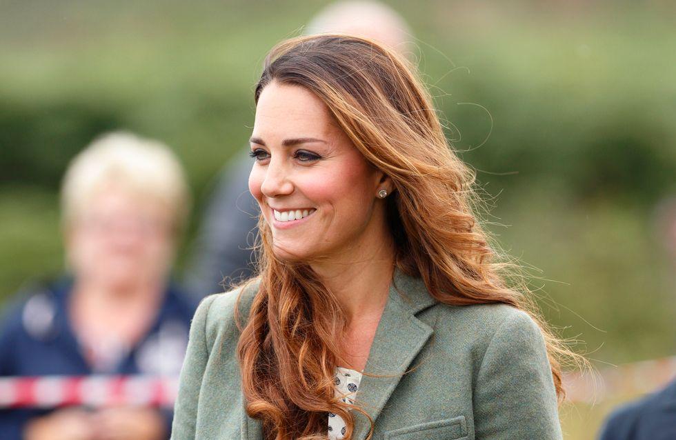 Kate Middleton : Découvrez son look fétiche pour l'été (Photos)