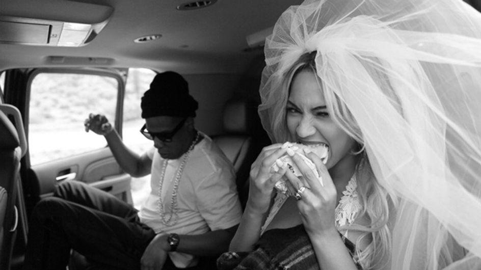 Beyoncé : Elle dévoile les coulisses de la vidéo On the Run avec Jay-Z (Photos)