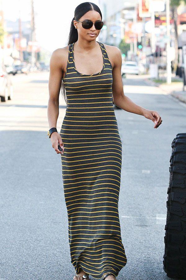 d9edf0d987 Cómo vestir si eres alta  los mejores trucos de ropas para mujer alta