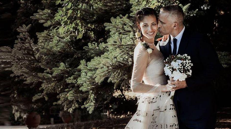 Ramazzotti- Pellegrinelli: secondo sì con una cerimonia da favola. Le foto dei due sposi!