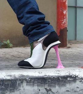 Pensavi di aver visto tutto? Guarda le scarpe da donna più strane al mondo