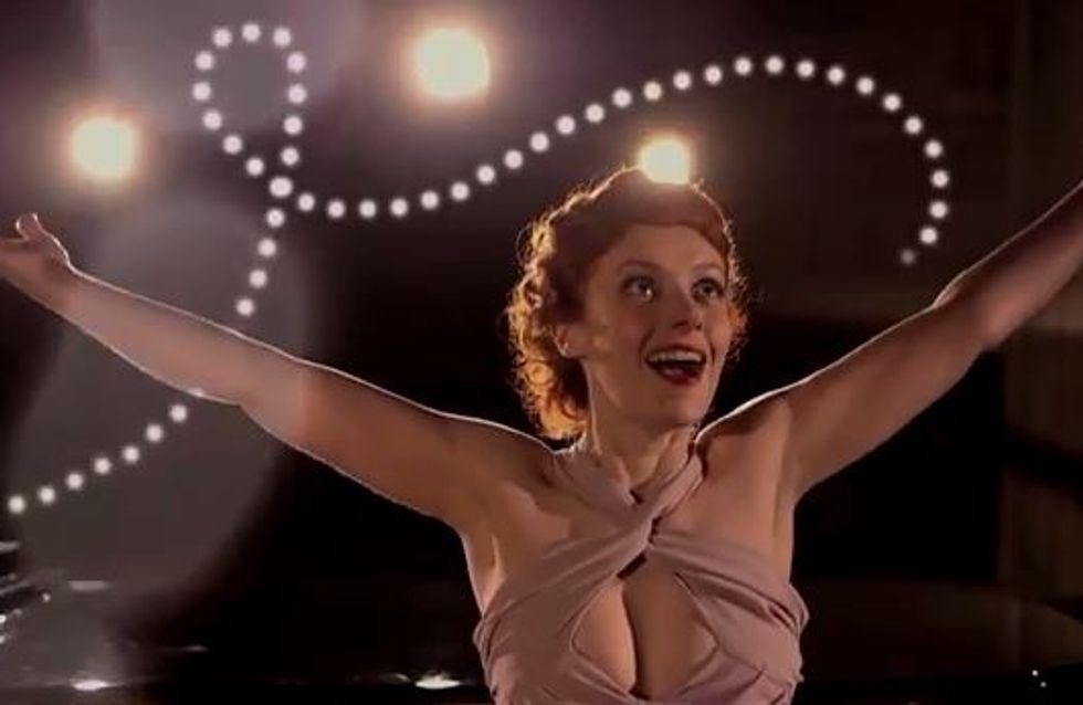 Patricia Petibon : la chanteuse lyrique reprend les plus grands classiques français (vidéo)