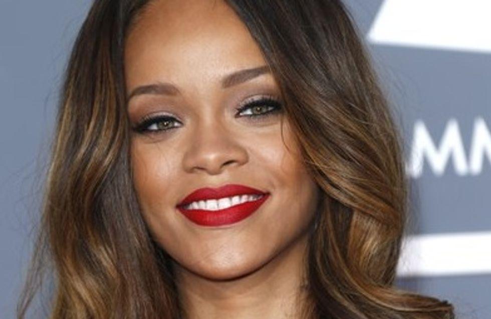 Rihanna : Supportrice de charme de l'équipe de France pour la Coupe du Monde