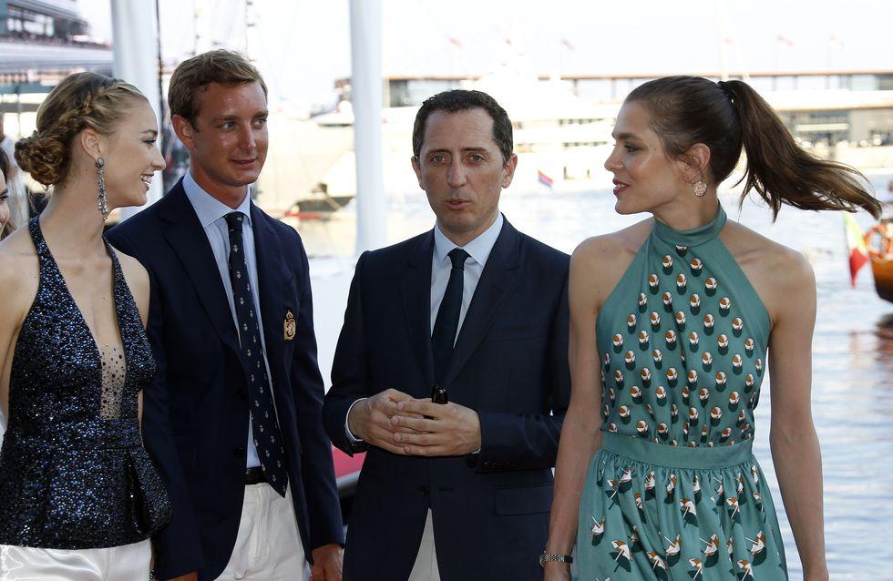Charlotte Casiraghi et Gad Elmaleh : Couple complice pour l'inauguration du Yacht Club de Monaco