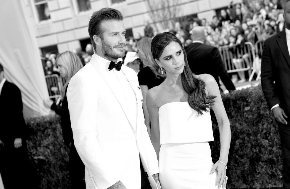 Un vestido para conquistar a David Beckham