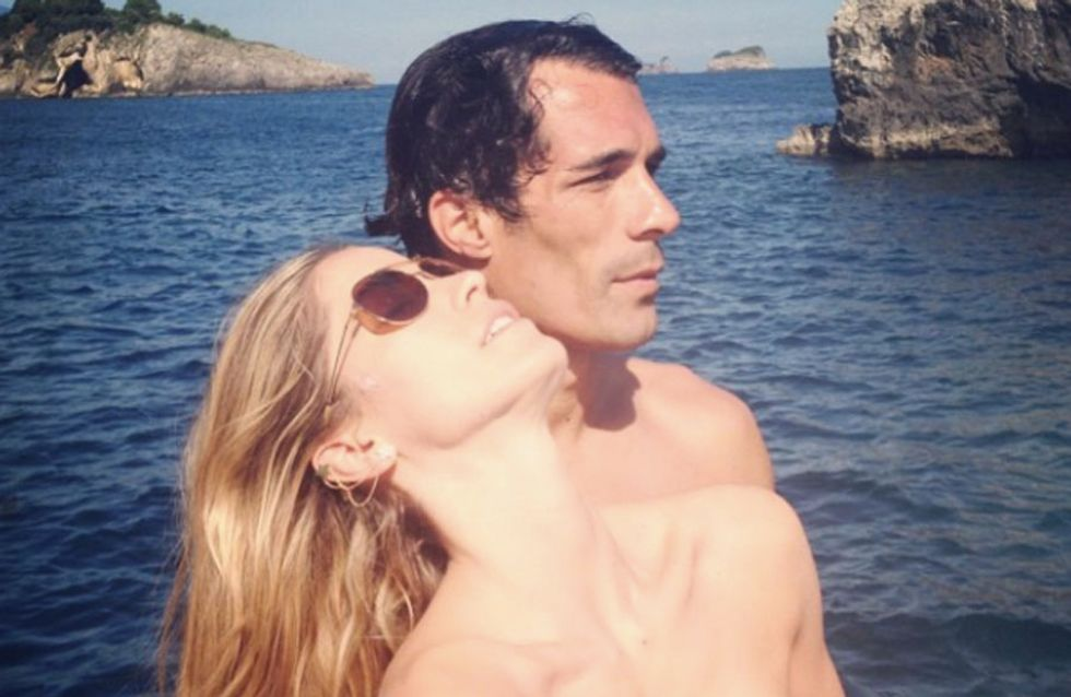 Elena Santarelli e Bernardo Corradi: romantica luna di miele a Capri. Guarda le foto della coppia!