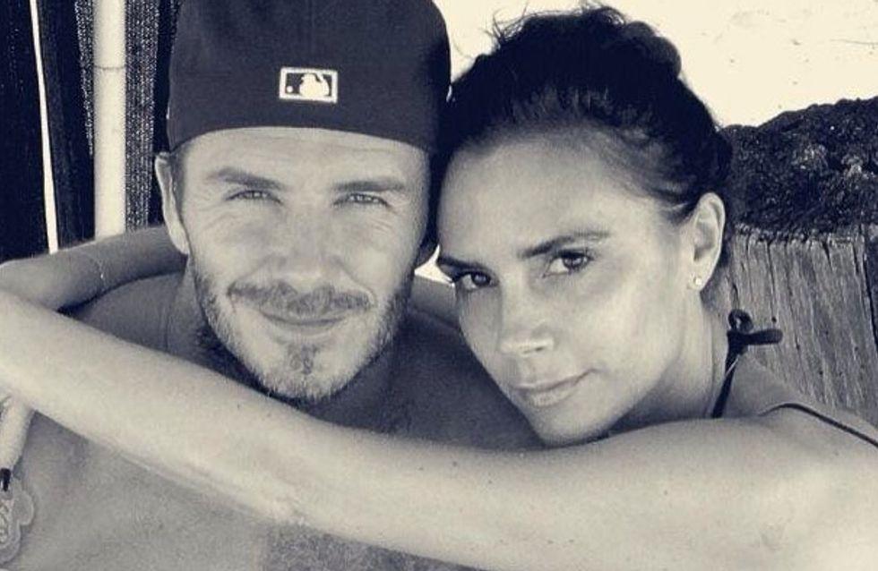 El vestido con el que Victoria enamoró a David Beckham