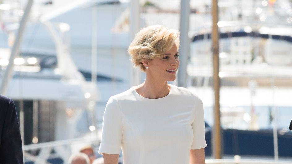 Charlène de Monaco : Une future maman resplendissante