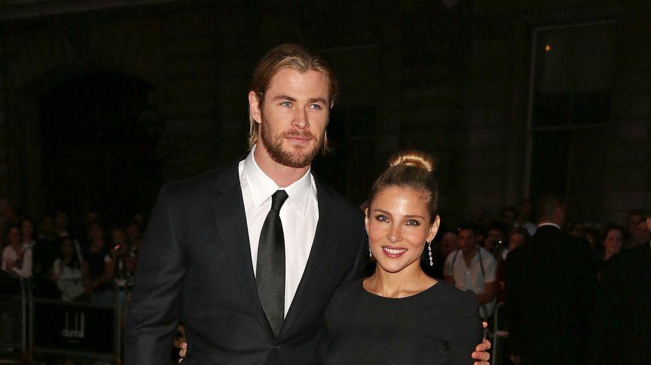 Chris Hemsworth prohibe a Elsa Pataky posar para Playboy