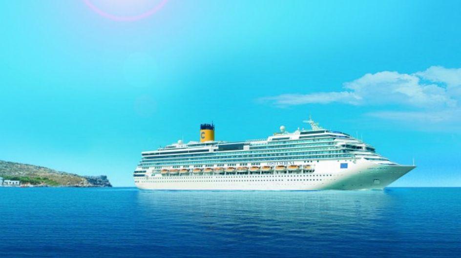 Destination les Iles Grècques en croisière Costa