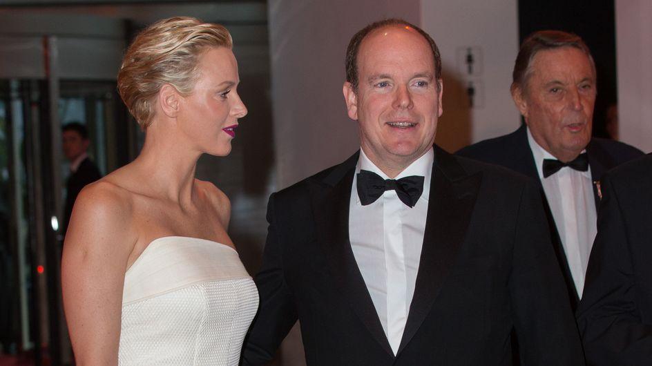Charlène de Monaco : Son prince  très excité  par l'arrivée du bébé