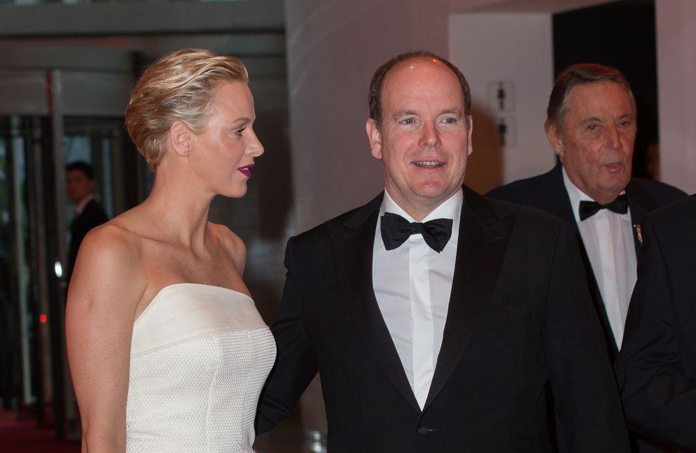"""Charlène de Monaco : Son prince """" très excité """" par l'arrivée du bébé"""