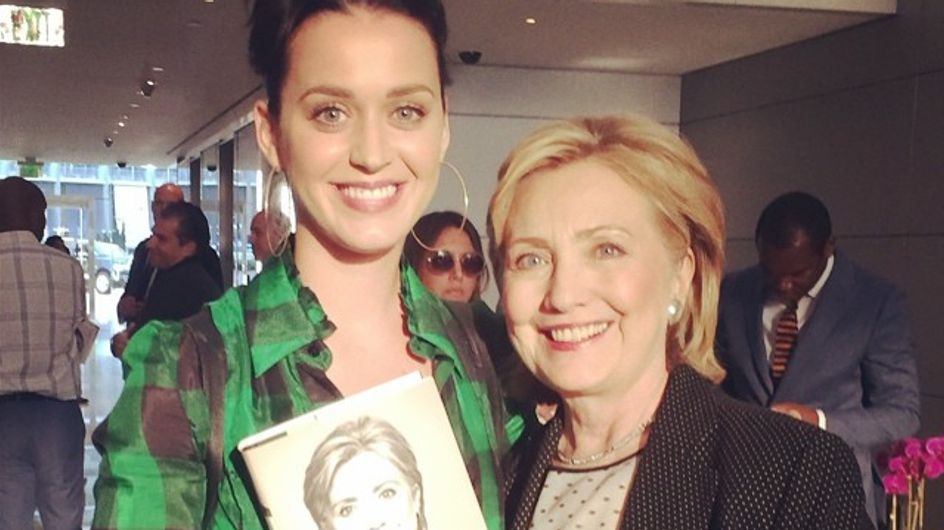 Katy Perry : Se lance-t-elle dans la politique ?