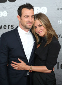 Jennifer Aniston et Justin Theroux