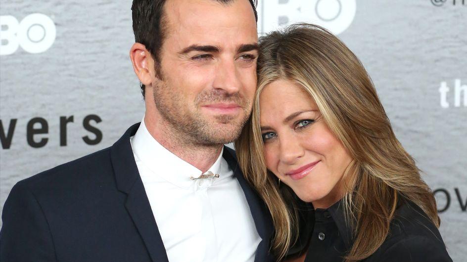 Jennifer Aniston et Justin Theroux : Plus amoureux que jamais sur le tapis rouge (Photo)