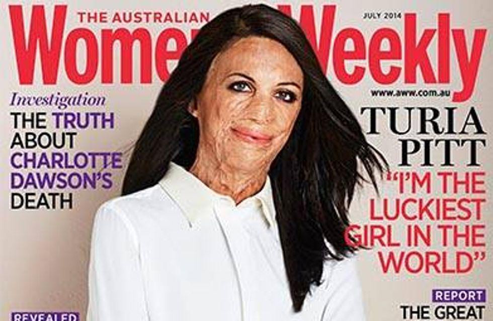 Das ist das wohl beste Magazin-Cover, das wir jemals gesehen haben!