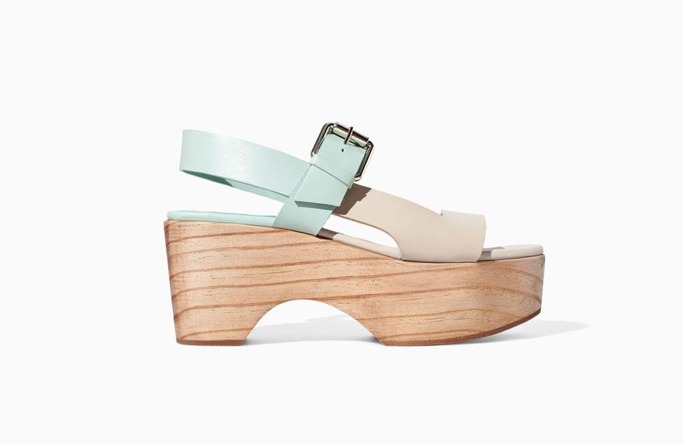 Soldes : On veut des sandales stylées et bradées