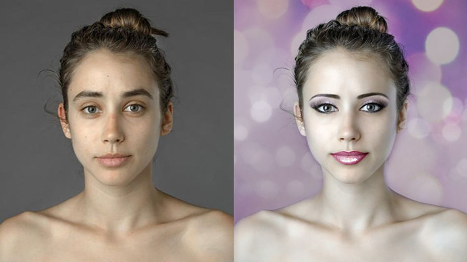 How Beautiful Are You? Photoshop Experiment Reveals All