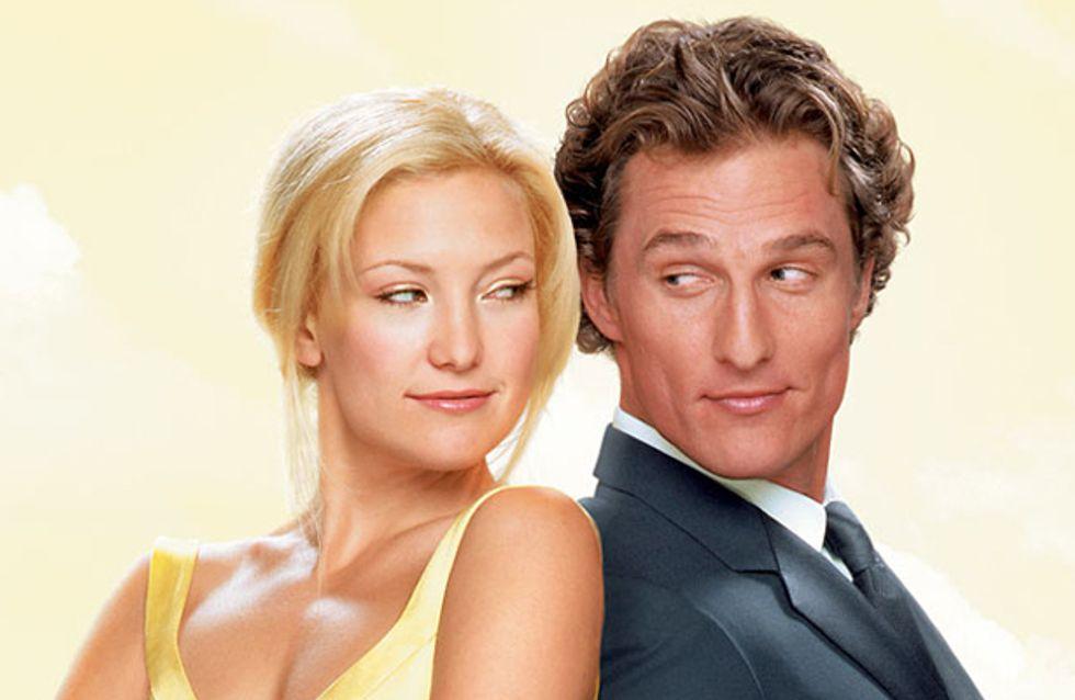 10 romantische komedies die gelogen hebben over de liefde