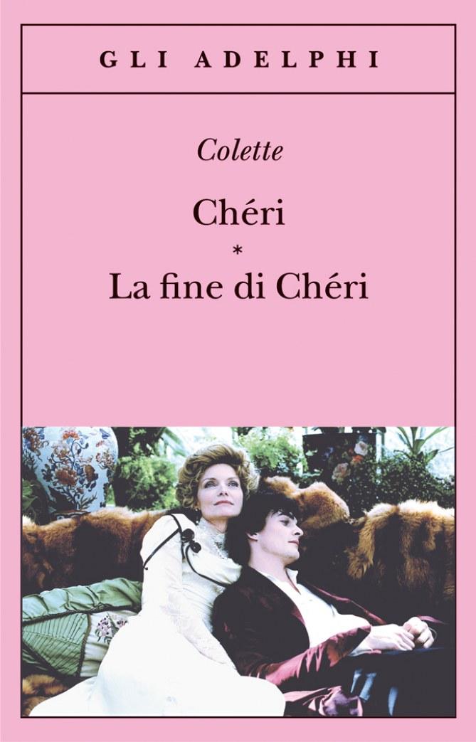 """La copertina del libro """"Chéri"""" di Colette"""