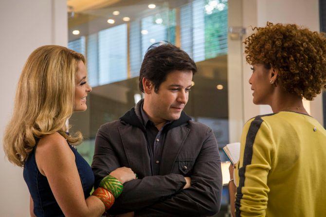 Pamela Parker, Jonas e Verônica