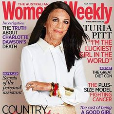 Questa è probabilmente la miglior copertina di una rivista che tu abbia mai visto!