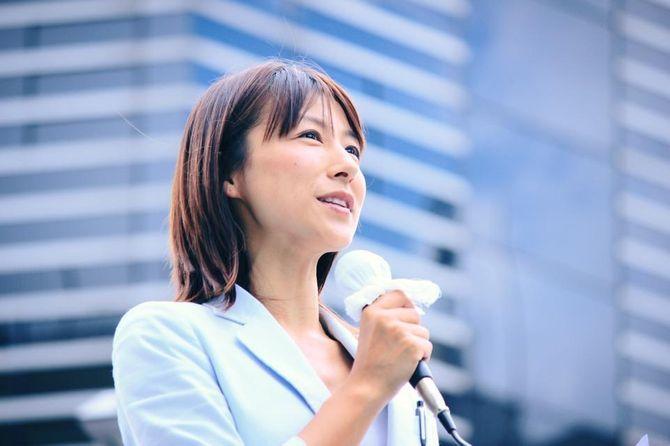La femme de la semaine : Ayaka Shiomura