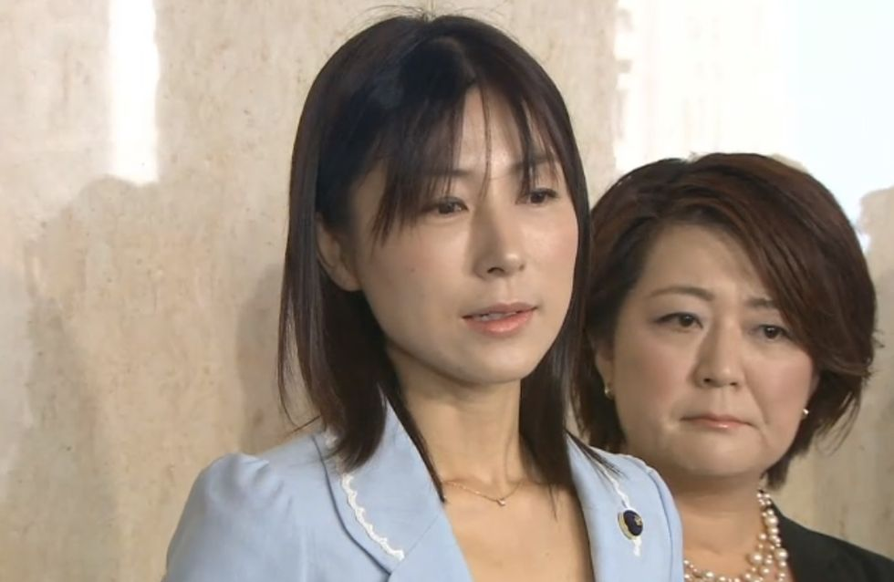 La femme de la semaine : Ayaka Shiomura, sa bataille contre le sexisme au Japon