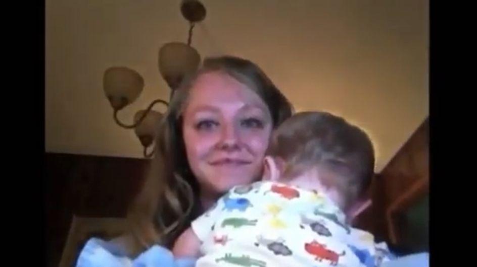 """Mutterliebe kennt keine """"Behinderung"""": Dieses Video rührt uns zu Tränen!"""
