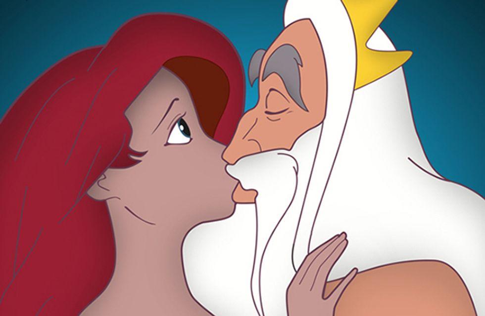 Disney Princesses Used In Powerful Rape Awareness Campaign