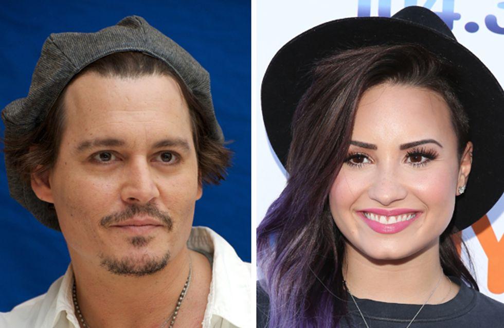 Johnny Depp doit-il se méfier de Demi Lovato ?