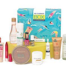Monoprix lance sa boîte beauté, la Summer Box