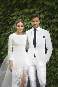 Boda civil de Olivia Palermo y Johannes Huebl