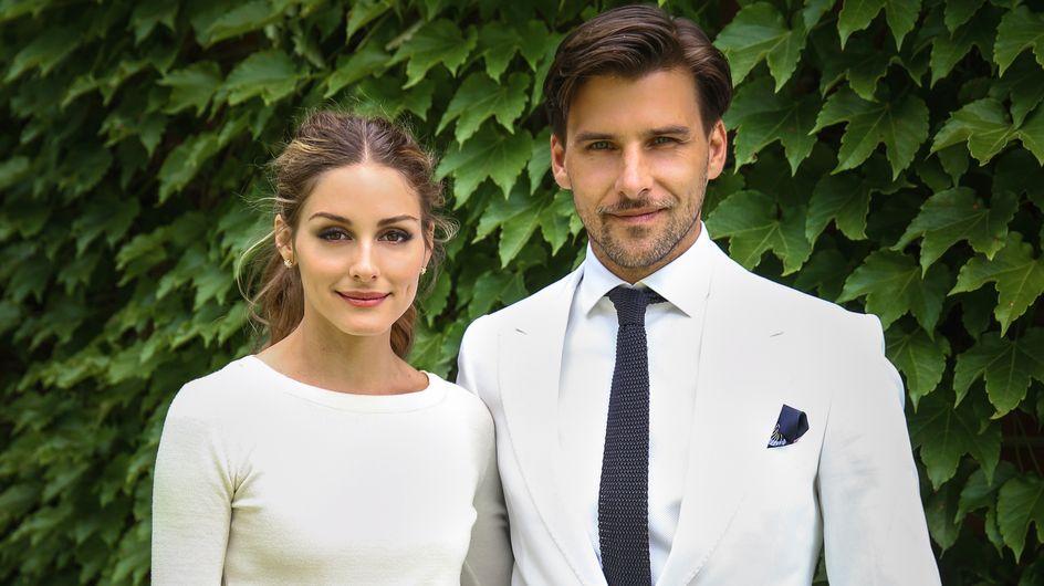 Primeras imágenes de la boda civil de Olivia Palermo y Johannes Huebl