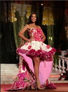 Miss Tahiti 2014