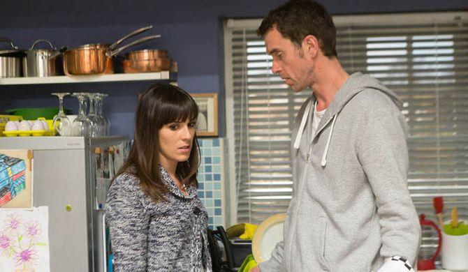 Marlon discovers Donna's secret