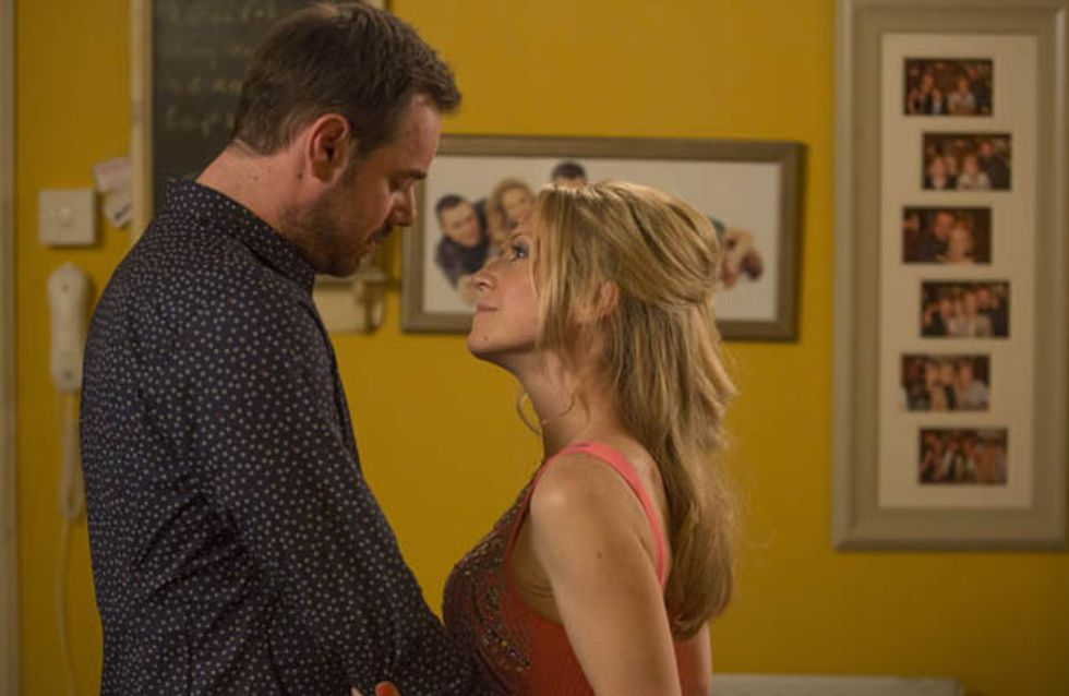 Eastenders 10/07 – Do Mick and Linda want the same thing?