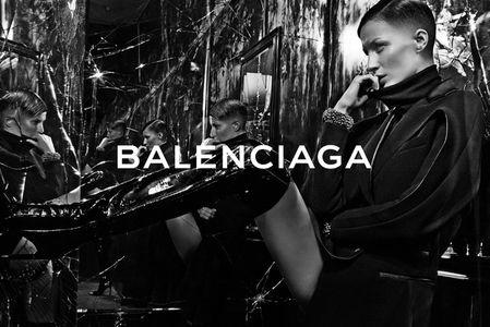 Gisele Bündchen pour Balenciaga