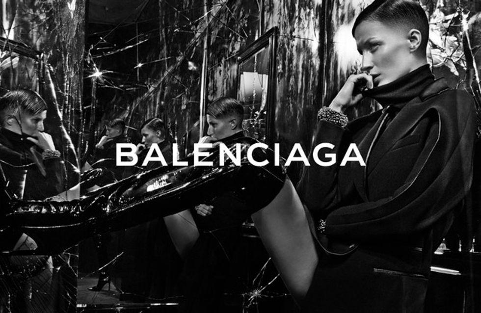 Gisele Bündchen : Elle se rase la tête pour la nouvelle campagne Balenciaga