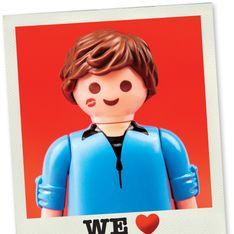 Prenez-vous en photo et gagnez votre poids en Playmobil !