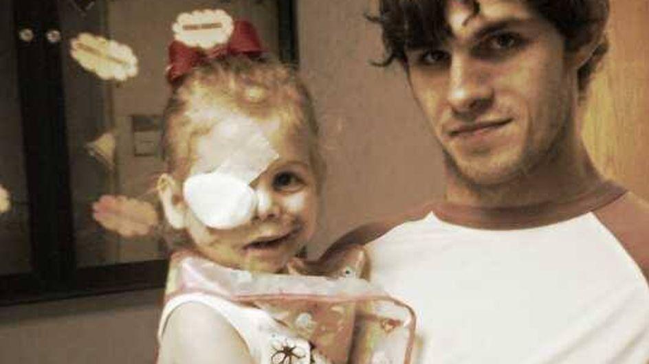 La supuesta estafa de la discriminación de KFC a una niña con la cara desfigurada