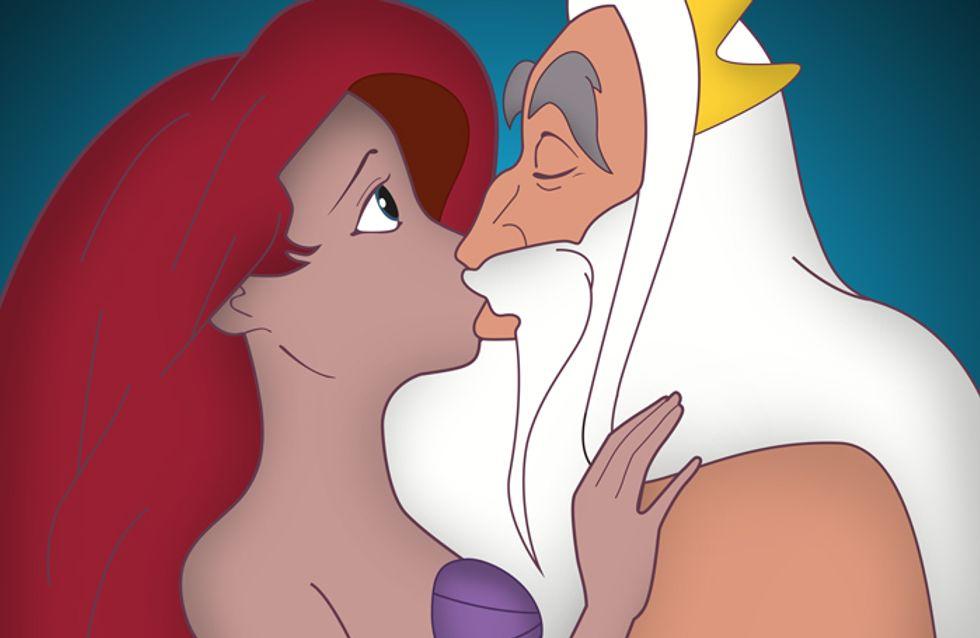 Les princesses Disney militent contre le viol