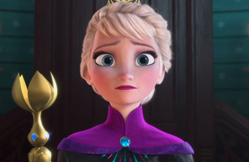 This Mash-Up of Frozen and Game of Thrones Will Make Your Day